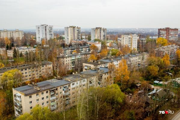 Суздалка — тихий и уютный район города