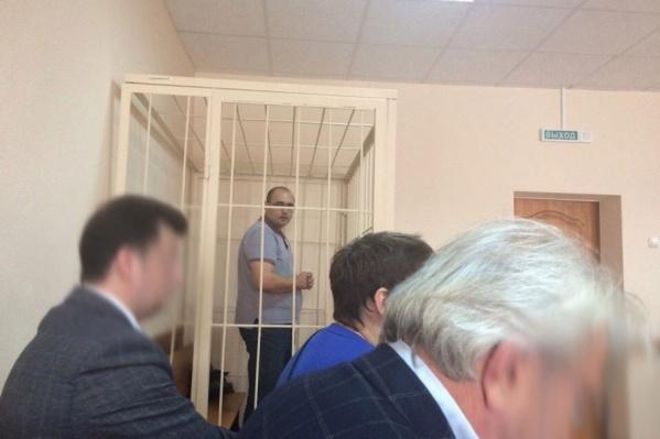 """Денис Подсеваткин ожидал решения суда почти <nobr class=""""_"""">2 года</nobr>"""
