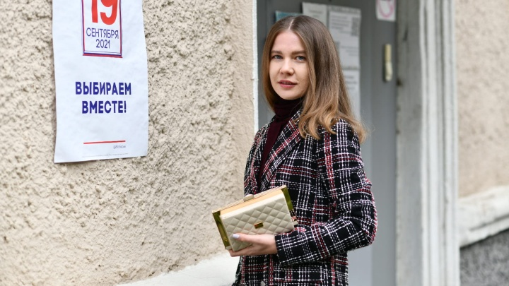 Иркутск голосующий: фоторепортаж с избирательных участков