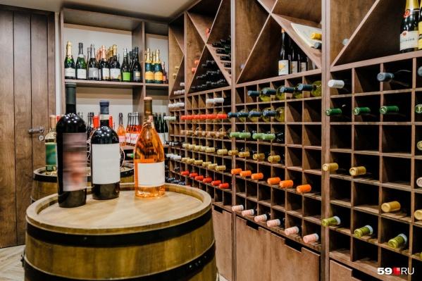Алкоголь в Прикамье не будут продавать в некоторые праздничные дни