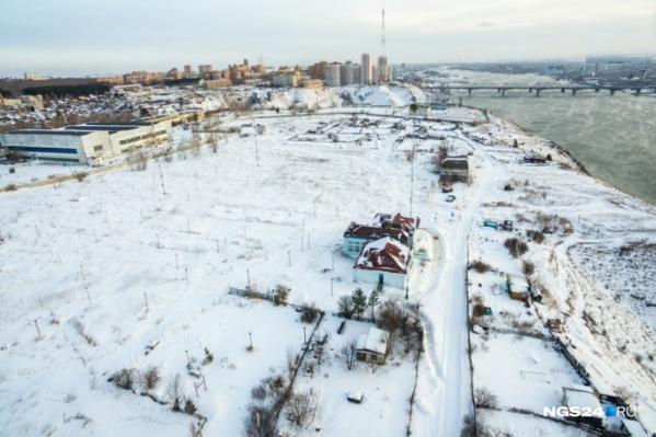 До ближайшего детского сада в Академгородке — более километра