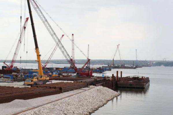Этот мост станет частью большого проекта