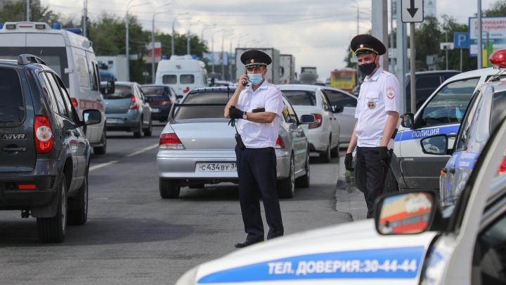 Побоялся, что накажут: в Волгограде виновник ДТП с электросамокатом сам сдался полиции
