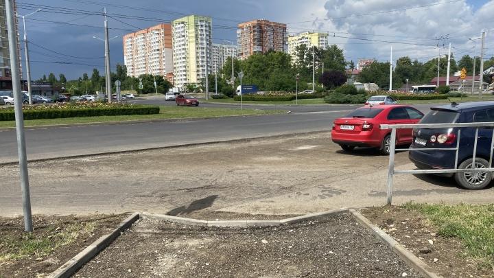 Когда закончится ремонт дороги в Юбилейном микрорайоне Краснодара? Узнали у дептранса