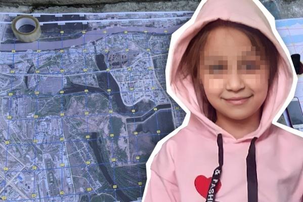 Девочке было 8 лет, когда она пропала. Через несколько дней ей исполнилось 9 лет