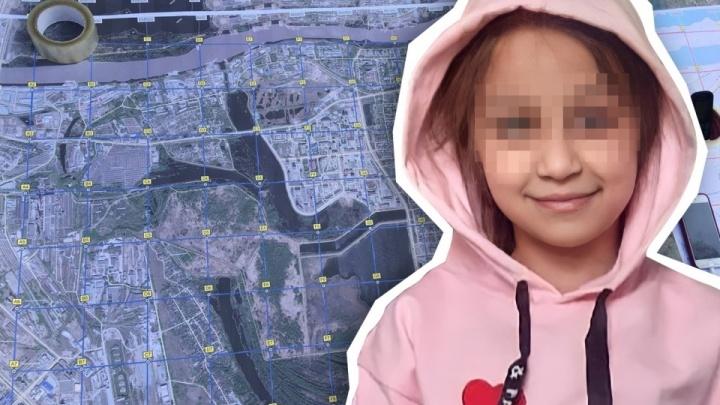 «В двух километрах от дома». Показываем, где пропала и где нашли Настю Муравьеву в Тюмени — карта