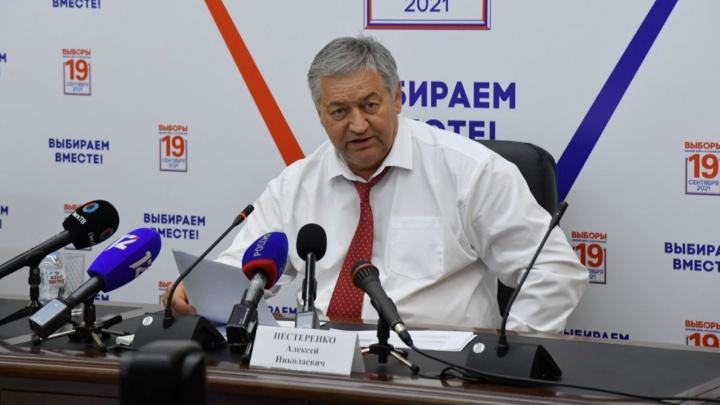 Глава избиркома Омской области назвал фамилии новых депутатов Госдумы и Заксобрания