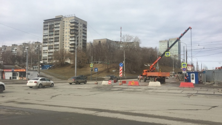 В Перми регулируют режимы работы светофоров на пути к объезду улицы Попова