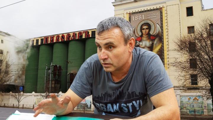 «Наша работа парализована силовыми методами»: в Волгограде остановлен завод «ПивоварЪ»