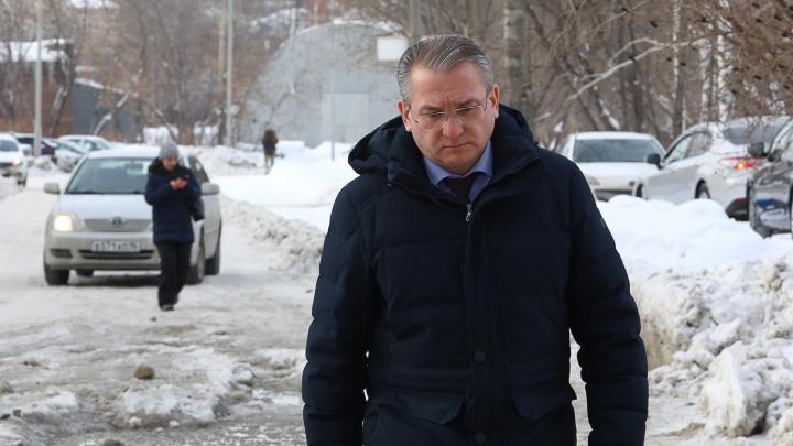 Бывший замглавы Екатеринбурга занял кресло мэра Среднеуральска, но — временно