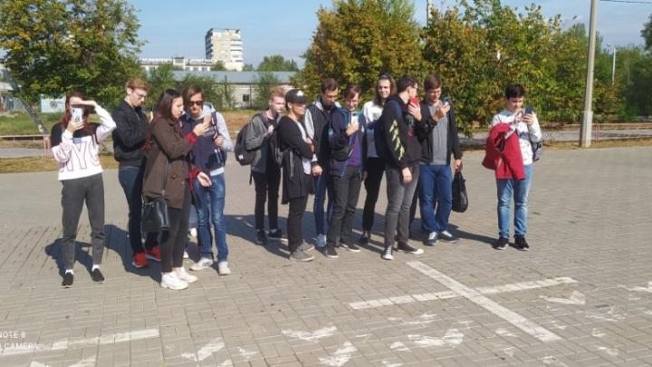 Реальный бег по дополненной реальности: студентов Волгограда и Волжского приглашают сразиться с кибермонстрами