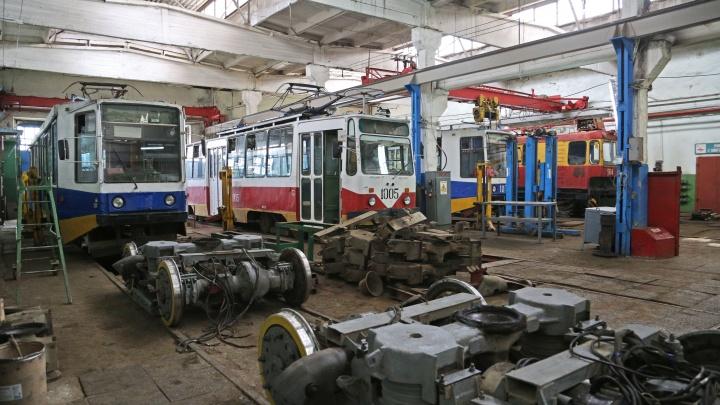 Уфа потратит на модернизацию трамвайной сети 27 миллиардов рублей