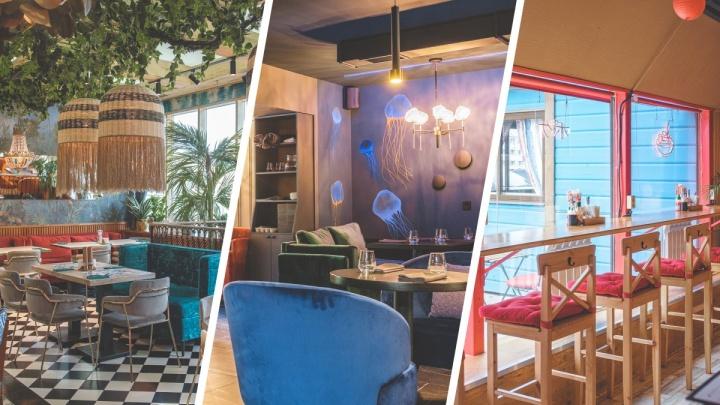 Курс на Азию и авторские десерты: обзор новых кафе, бистро и ресторанов Перми