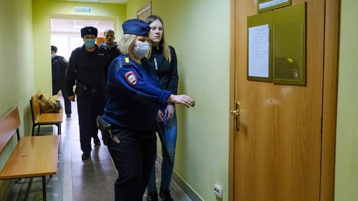 В Челябинске начался суд над женщиной, обвиняемой вубийстве сына иинсценировке егопохищения