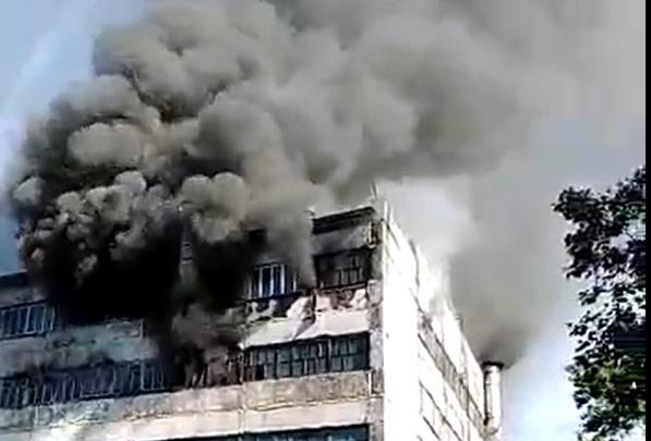 При пожаре на углеобогатительной фабрике в Кузбассе погибла женщина. Ее семье окажут помощь