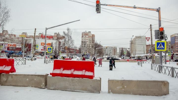 Ремонт проспекта Машиностроителей в Ярославле может затянуться