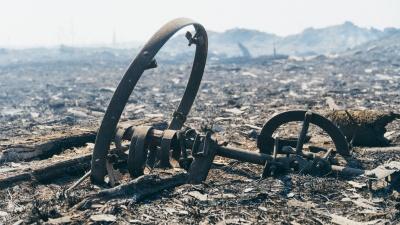 После пожара, уничтожившего половину деревни, следком обвинил главу администрации вхалатности