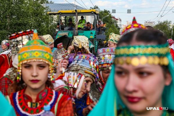 По словам Сергея Грекова, Уфа надолго запомнит предстоящую Фольклориаду