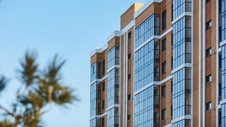 На новый уровень: в доме повышенной комфортности продают готовые квартиры от 4110000рублей