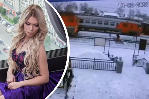 23-летняя екатеринбурженка не увидела приближающийся поезд и погибла на месте
