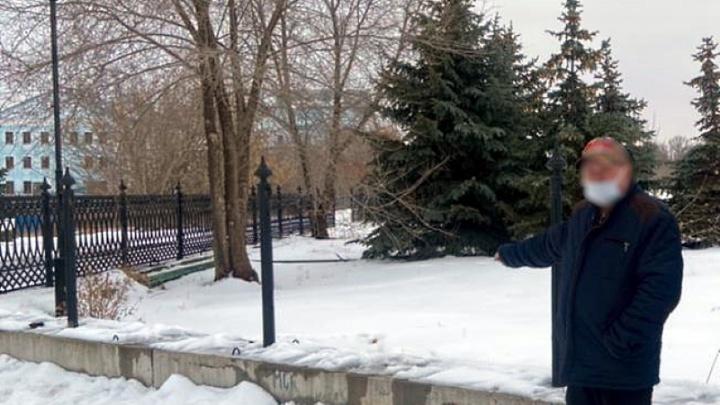 Далеко не уехали: в Волгограде передано в суд дело похитителей ограды острова Людникова
