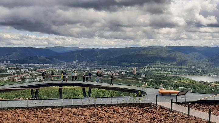 Дорогу к Николаевской сопке закроют на ремонт до конца лета