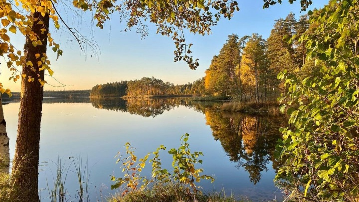 Живописные места: балдежный осенний фоторепортаж от читателей NN.RU