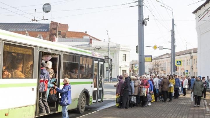 Чтобы не было давки: на Радоницу в Ярославле пустят больше автобусов до кладбищ
