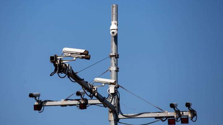 Тюменские власти потратят 635 тысяч рублей на муляжи дорожных камер. Зачем?