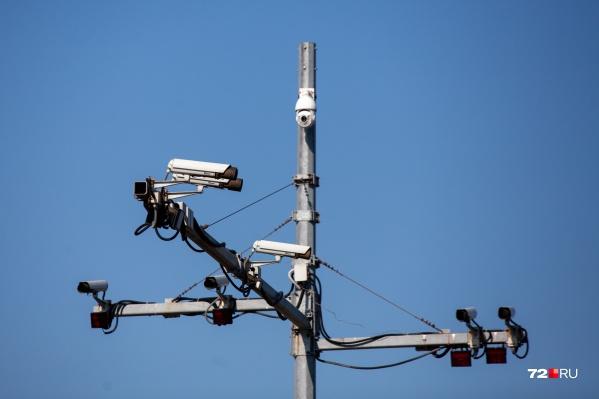 Водителям не скажут, где установлены настоящие камеры, а где — имитаторы