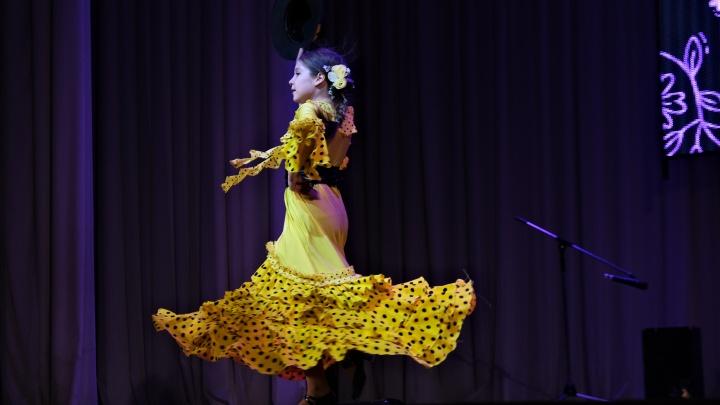 Испанские страсти: в Челябинске прошел фестиваль фламенко