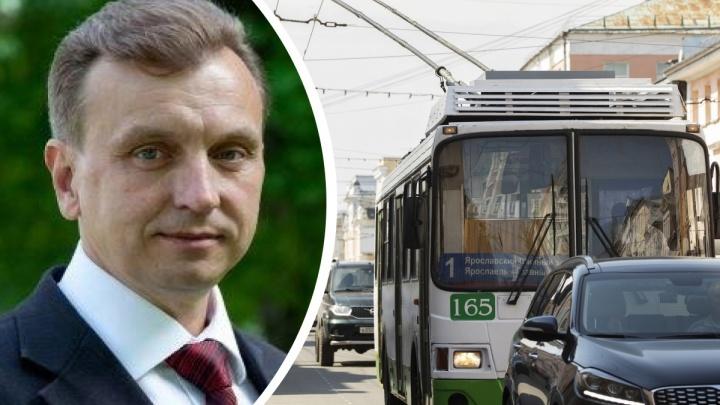 «Собрали металлолом со всей страны»: депутат раскритиковал транспортную реформу в Ярославле