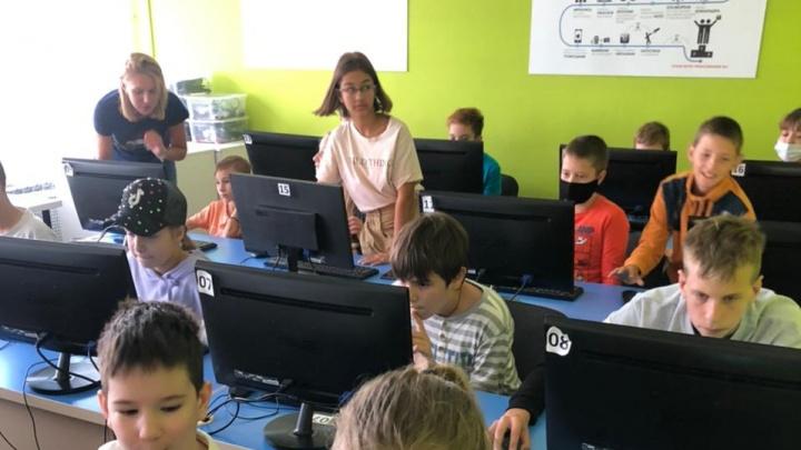 Российские школьники получат грант в 2,2млн рублей на бесплатное обучение в ИТ