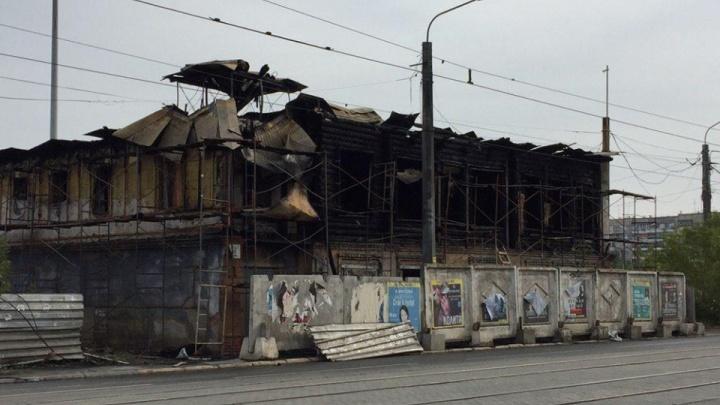 Поджигателя исторического особняка в центре Челябинска отправили в колонию
