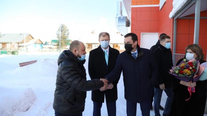 «Малыши будут ходить с удовольствием»: в Боброво открыли новый детский сад