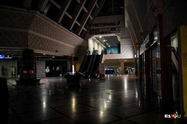 E1.RU удалось попасть в помещения, куда обычным посетителям вход закрыт