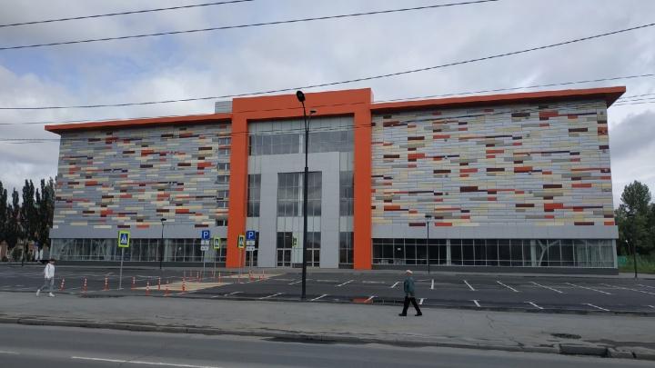 «Кедр» ввел в эксплуатацию торгово-развлекательный комплекс в парке 30-летия ВЛКСМ