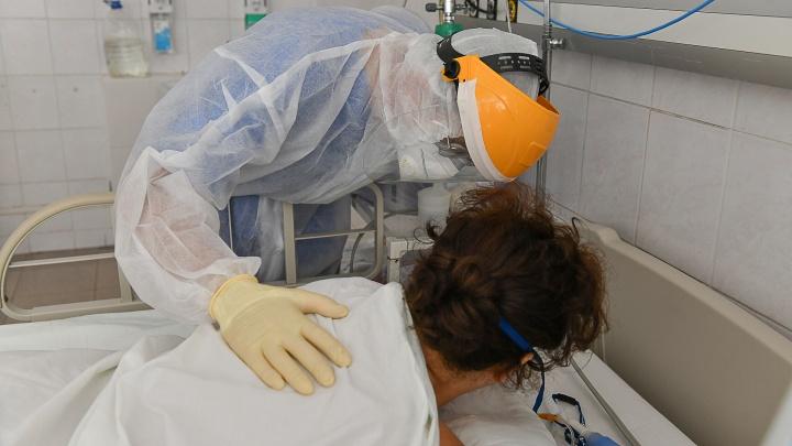 Тяжелых пациентов с ковидом станет больше. Свердловские власти пообещали подъем заболеваемости
