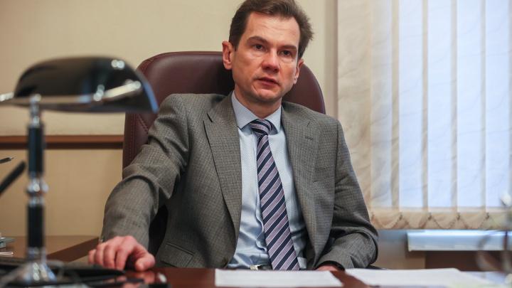 Бизнес-омбудсмен Красноярского края Станислав Заболоцкий ушел в отставку