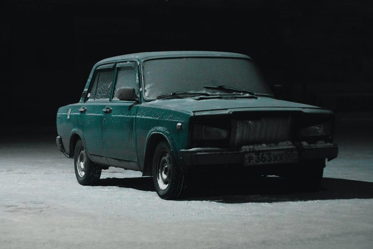 У старых отечественных автомобилей есть особый шарм