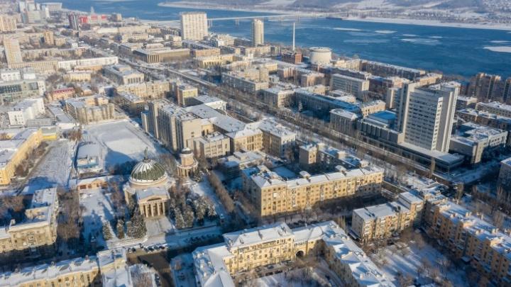 Волгоград ждет сильнейший мороз в День защитника Отечества