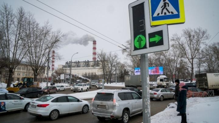 «За полгода сожжем бензина на 200 млн»: новосибирец посчитал, сколько стоит пробка из-за строительства моста