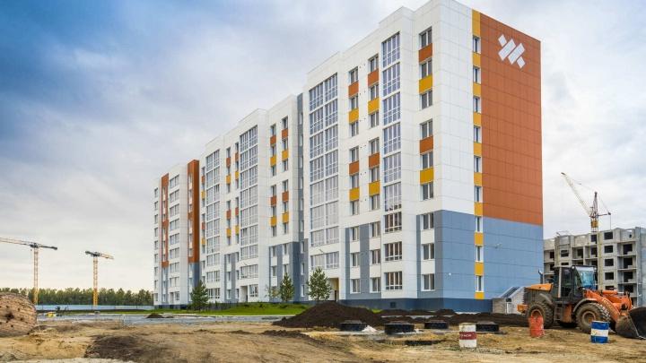 В Краснообске строят новый ЖК — как это изменит поселок