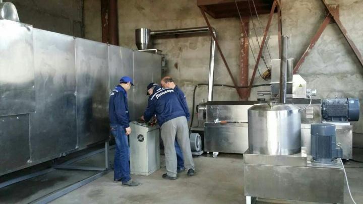 МСП Банк поддержал «Далькорм» — приморского производителя корма для рыб