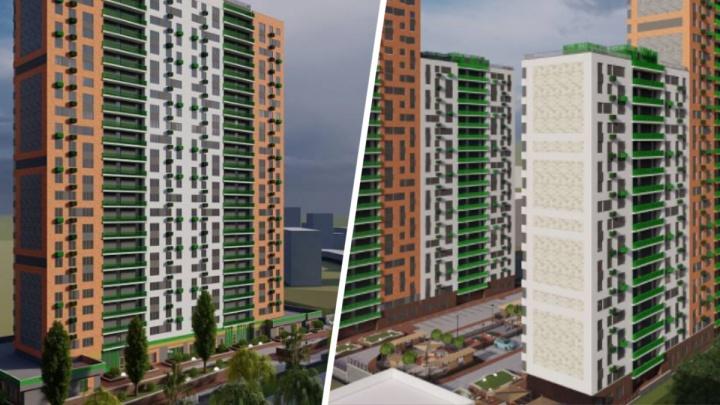 Каким будет гигантский жилмассив за ТРЦ «Рио» в Ростове: показываем проект