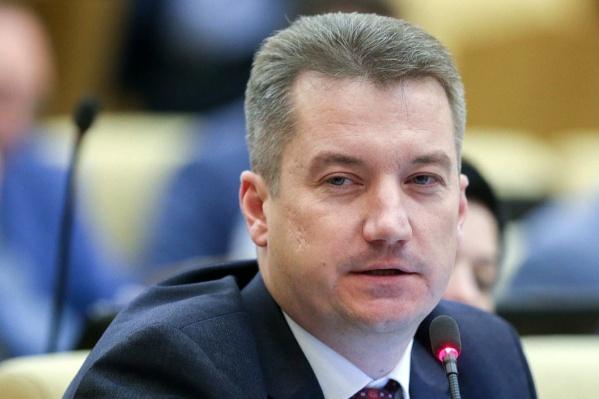 Антон Гетта — депутат с 2016 года