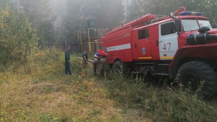 Министр общественной безопасности рассказал об операции по спасению людей у озера Глухого