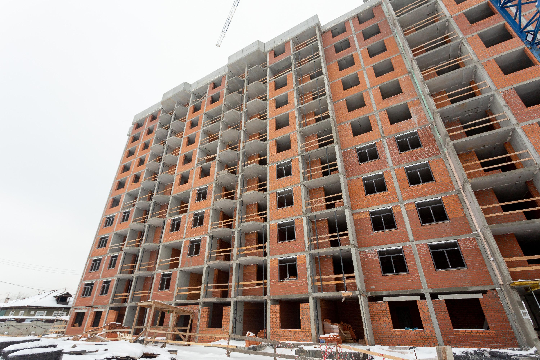 Первый дом сдадут в II квартале 2022 года