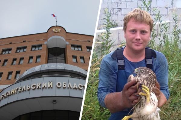 Областной суд Поморья оставил решение Котласского суда без изменений — по нему Владимир Котов должен заплатить штраф