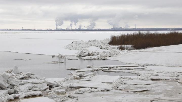 Власти Архангельска рассказали, когда ожидают ледоход и как к нему готовятся